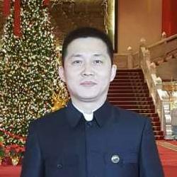 北京东润环能科技股份有限公司董事长邓建清照片