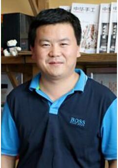深圳乐凯撒比萨餐饮管理有限公司董事长陈宁照片