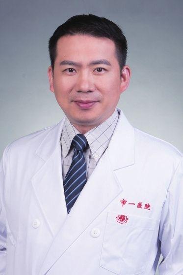 上海市第一人民医院主任医师 教授 邹海东照片