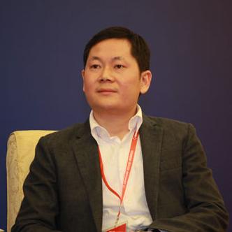 北大青鸟集团副总裁陈宗冰照片