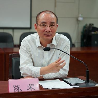 中国国旅集团有限公司党委常委陈荣照片