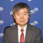 清华大学政治经济学研究中心主任蔡继明照片