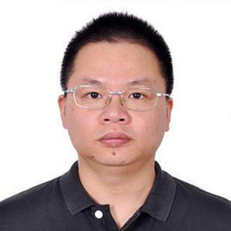 京东云平台高级总监郭理靖照片