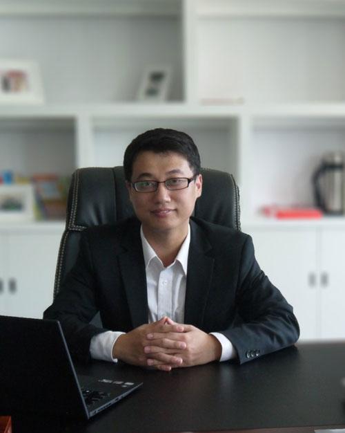 华云数据首席架构师郭晓照片