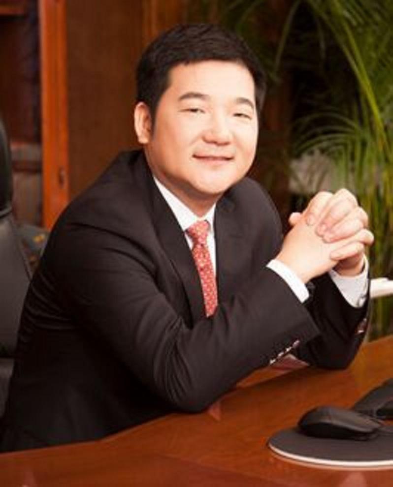 海航集团有限公司董事张岭照片