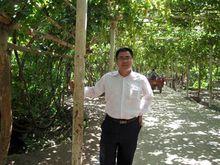 南京工业大学副教授胡南照片