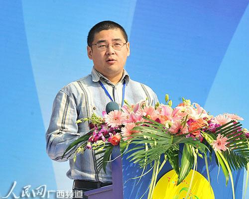 南京浩维互动信息咨询有限公司总裁鹿晓龙照片