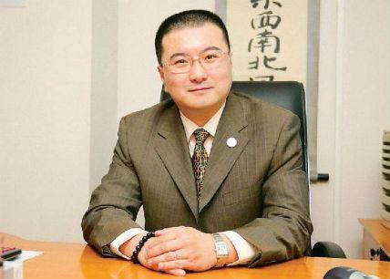 北京旅行社协会副会长钟晖照片
