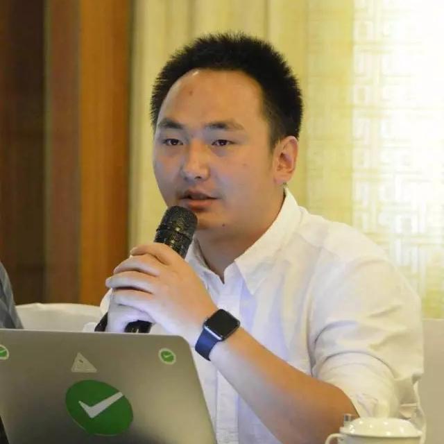 微信餐饮事业部负责人张丹照片