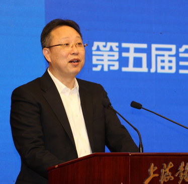 上海郑明物流有限公司董事长黄郑明照片