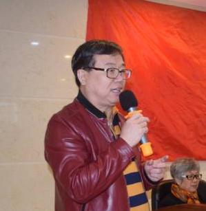 广东前海金融科技研究院院长孙海林照片