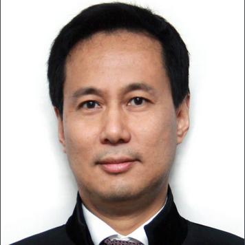北京大学汇丰商学院院长助理黄海峰照片