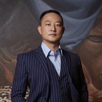 华谊嘉信董事长、总裁刘伟照片