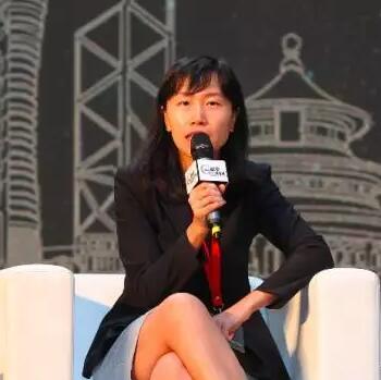 国寿投资投资总监吴雅婧照片