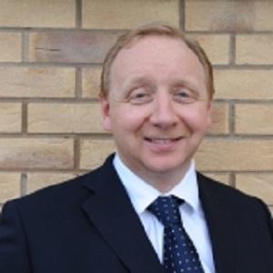 英国BioOutsource 公司首席科学官Daniel Galbraith照片