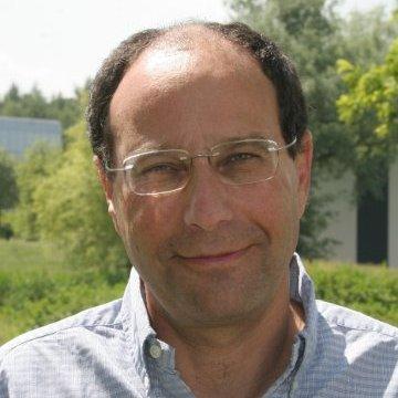 比利时优时比制药公司副总裁Alain照片