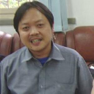 北京大学外国语学院英语系教授刘锋照片