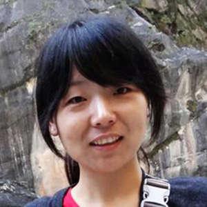 支付宝蚂蚁视觉设计师张林萍照片