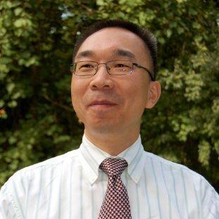 蛋白科學公司項目經理ZhouZhimin照片