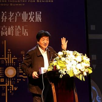 中国老龄委科研中心副主任党俊武