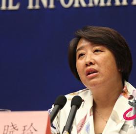 国土资源部土地勘测规划院院长助理、研究员张晓玲