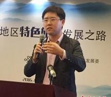 国务院发展研究中中心服务业研究室主任刘涛照片