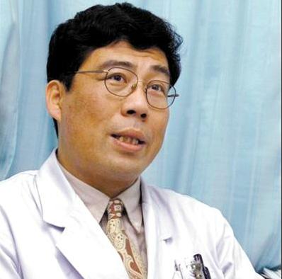 中日友好医院呼吸内科主任林江涛照片