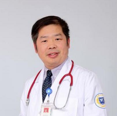 浙江省微生物与免疫学会副主任委员俞云松照片