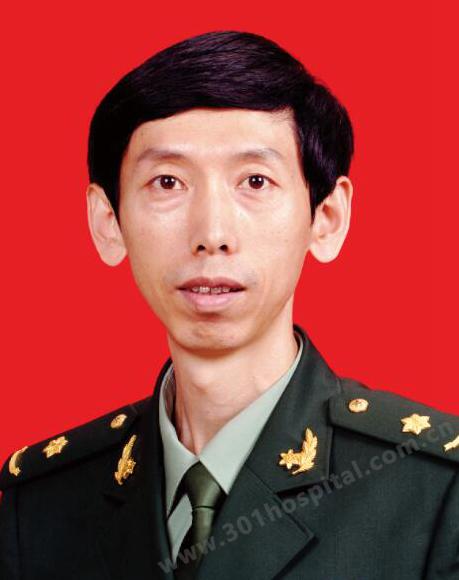 解放军总医院眼科主任李朝晖照片