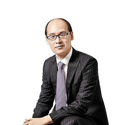 马上消费金融CEO赵国庆
