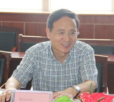 西安交通大学理学院院长李福利照片
