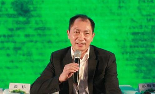 北京大学口腔医学院副院长张伟照片