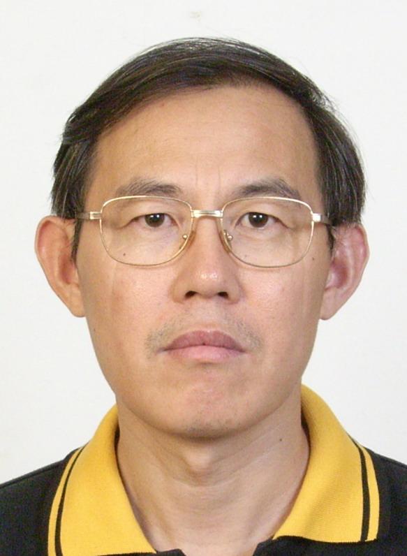 华东理工大学教授龚尚庆照片