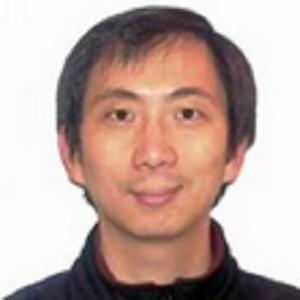 上海交通大學教授許明清照片