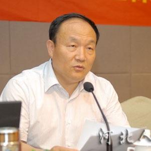 河北省水利厅 副厅长白顺江照片