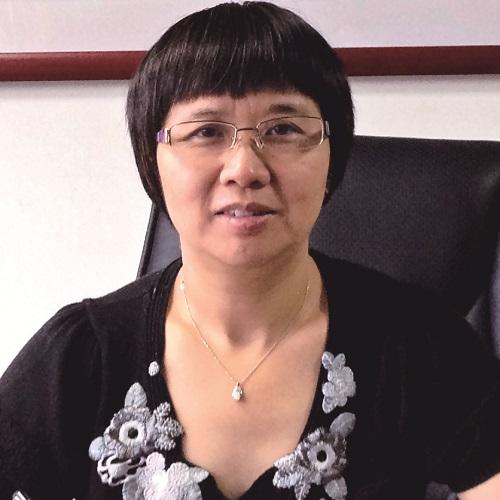 广东省水利电力勘测设计研究院副院长刘霞