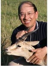 中国科学院动物研究所研究员蒋志刚照片