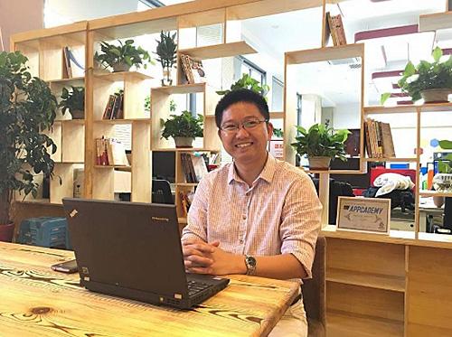 河北先河环保科技有限公司首席科学家管祖光照片