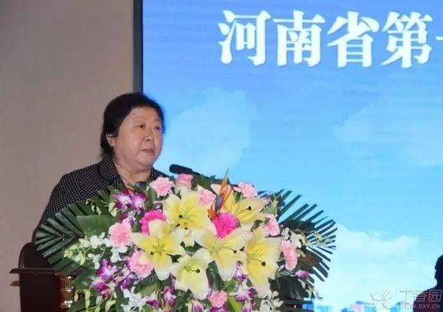 中国残疾人康复协会秘书长冯彦侠照片
