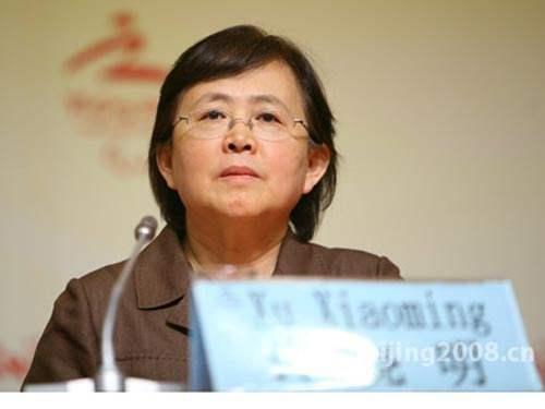 中国残疾人康复协会常务副理事长兼秘书长许晓鸣