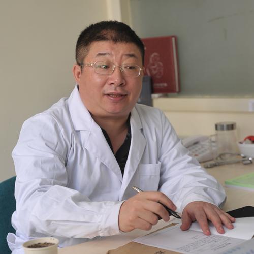 广州市残疾人康复中心书记李林照片