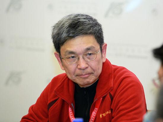 亚布力中国企业家论坛创始人田源照片
