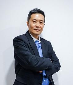 信中利美国创投创始管理合伙人王维嘉照片