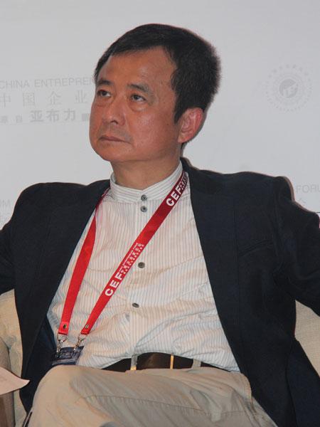 怡和控股有限公司董事许立庆照片