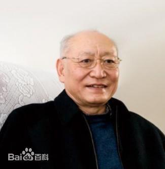 清华大学机械工程学院院长金国藩照片