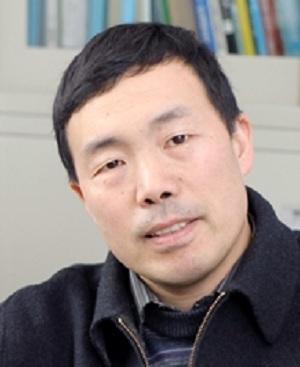 浙江大学教授刘旭照片