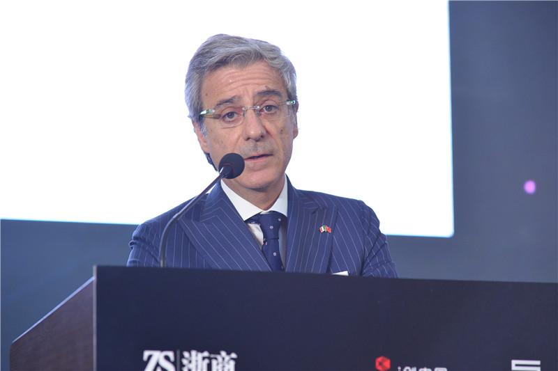 D'elia总裁Alfonso