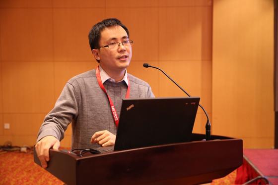 国网能源研究院新能发展研究室主任 黄碧斌照片