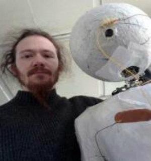创客社群软件工程师Paul Strohmeier 照片