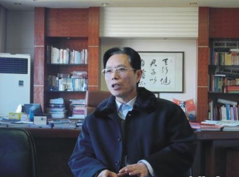 南通振康焊接机电有限公司董事长汤子康照片